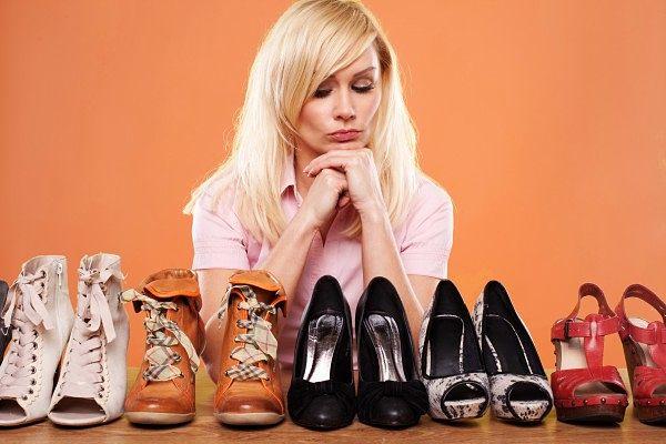 Find inspiration i guide til valg af sko på nettet